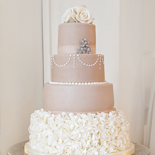 The Cakery Wedding Cakes
