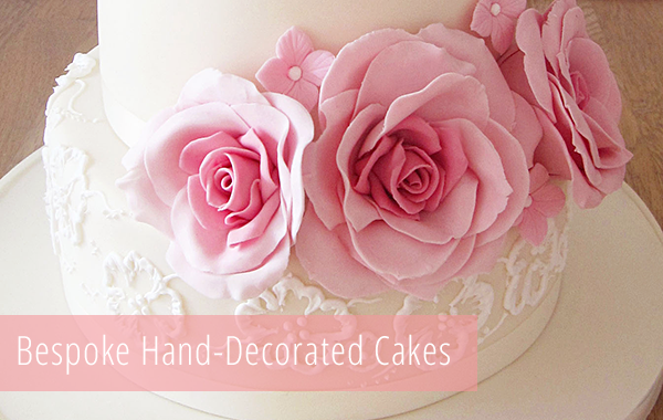Bespoke Hand-Decorated Cakes