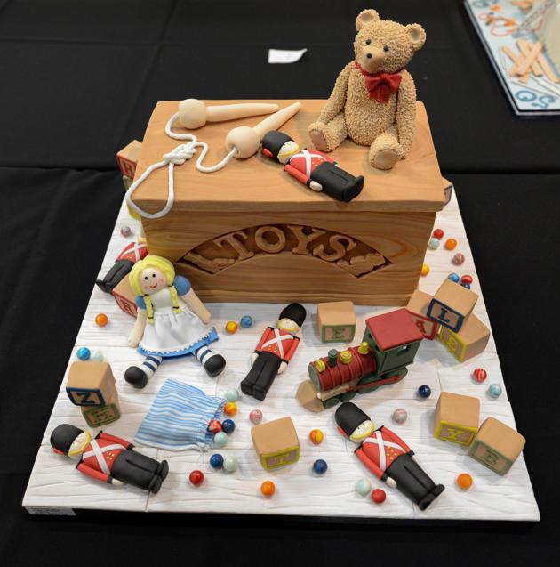 Creative Cakes Archives - The Cakery Leamington Spa