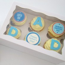 Don't Forget Father's Day This Sunday – Cupcakes Available Now!