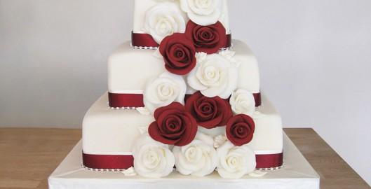 Red Wedding Cakes Hd Wallpapers Weddingsatwhisperingoaks
