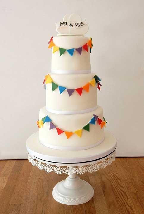 Leamington Wedding Cakes