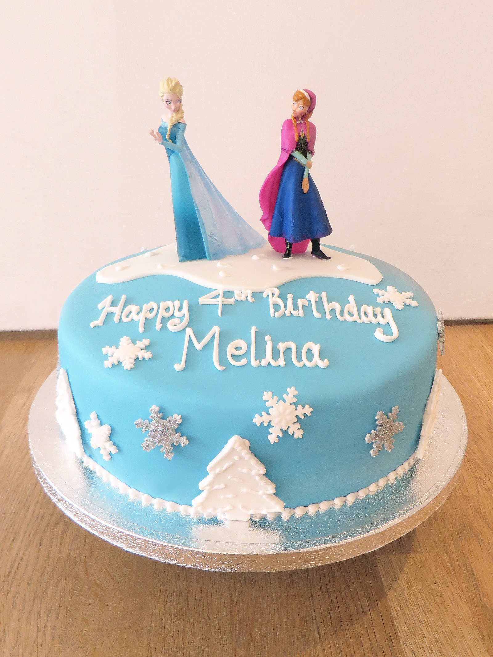 Disney Frozen Birthday Cake Recipe Uk Image Inspiration of Cake