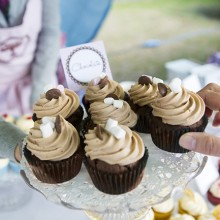 The Cakery at the Leamington Food Festival 2015