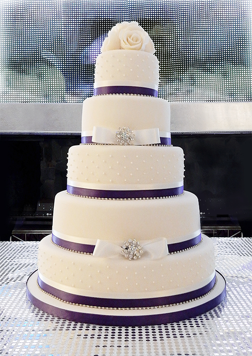 five tier wedding cakes wedding cakes the cakery leamington spa 14306