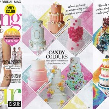 The Cakery Featured in Perfect Wedding Magazine