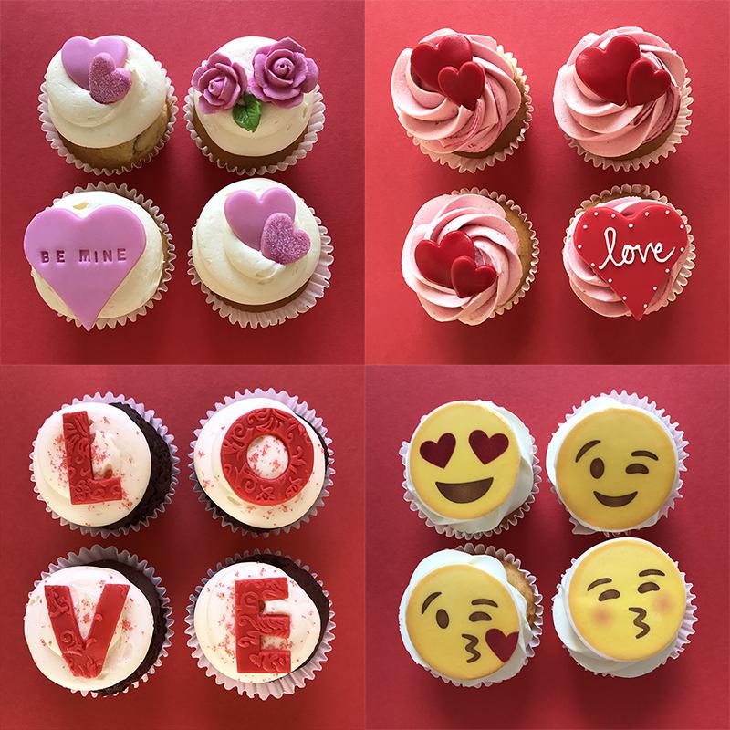 Cupcakes Grid Med