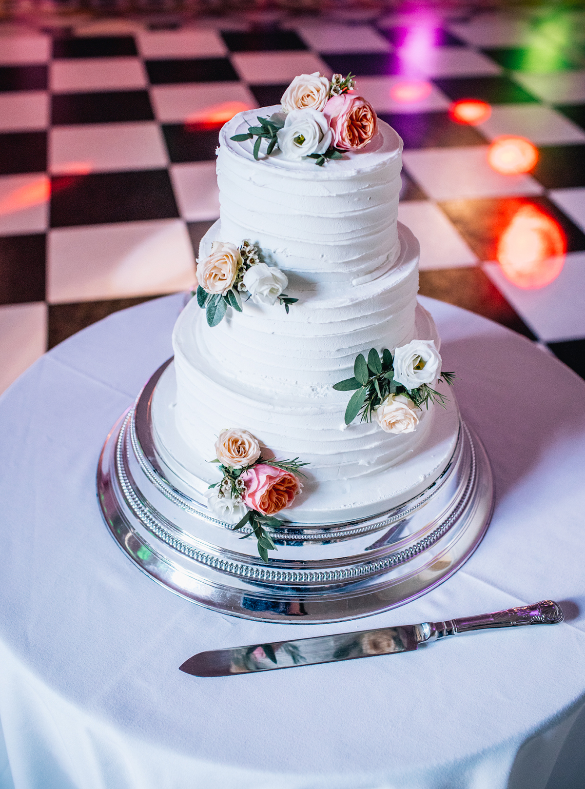 3 Tiers Archives The Cakery Leamington Spa