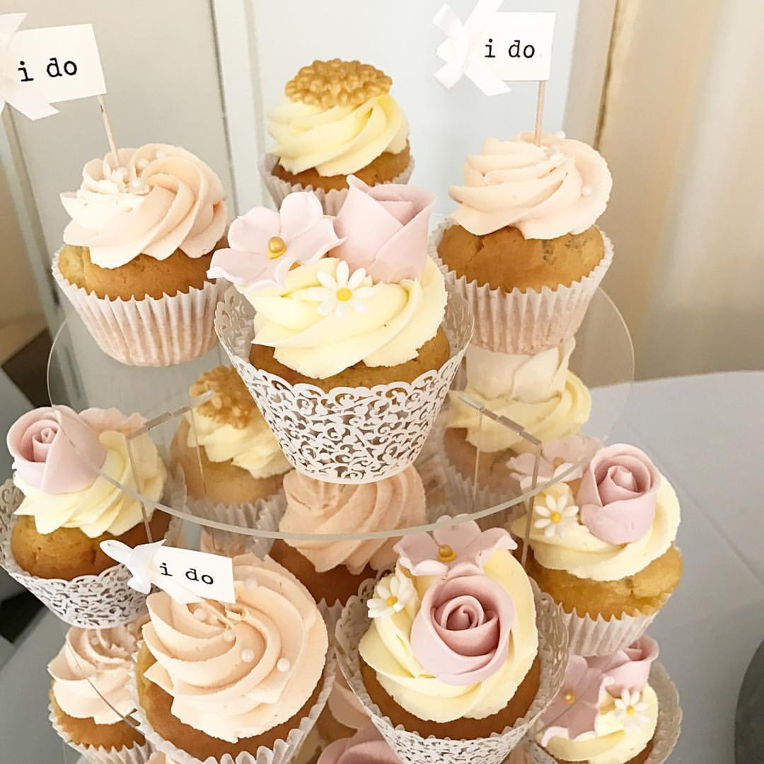 Wedding Cupcakes Ideas: The Cakery Leamington Spa